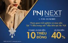 """Tham quan PNJ NEXT Bà Triệu – """"Villa trang sức'' đặc biệt tại Hà Nội"""