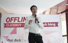CEO Clickbuy Trần Mạnh Tuấn: Hành trình khởi nghiệp với số vốn 50 triệu đồng
