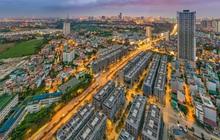 """""""Mục sở thị"""" khu vực bất động sản hấp dẫn bậc nhất Hà Nội"""