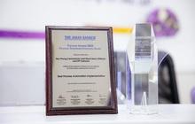 akaBot giành giải tự động hóa quy trình tốt nhất tại The Asian Banker 2021