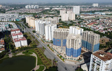 """Quận Long Biên thiếu nguồn cung mới, các dự án """"nhà ở ngay"""" lên ngôi"""
