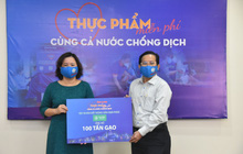Van Phuc Group ủng hộ 100 tấn gạo, 2.000 quần áo bảo hộ chống dịch Covid-19