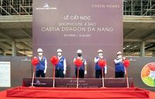 Đất Xanh Miền Trung cất nóc dự án shophouse 4 sao Castia Dragon 2 mặt tiền kinh doanh