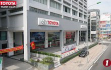 Toyota Thanh Xuân: Thương hiệu uy tín, dịch vụ xứng tầm