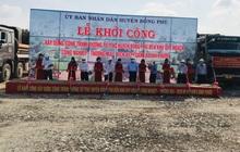 Thông tuyến Tạo Lực 4, Bình Phước tăng tốc phát triển kinh tế