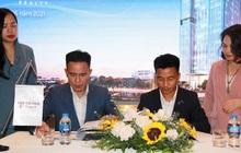 Lễ ký kết hợp tác phân phối dự án căn hộ cao cấp Lancaster Luminaire Đường Láng, Hà Nội