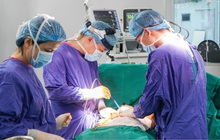 Hệ thống máy móc tân tiến tại Khoa Phẫu thuật Tạo hình và Thẩm mỹ - Bệnh viện Bưu điện