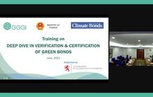Chương trình đào tạo chuyên biệt cho các đơn vị đánh giá Trái phiếu xanh