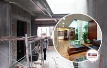 Cải tạo thi công nội thất trọn gói - giải pháp mùa Covid