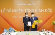 Văn Phú – Invest bổ nhiệm Tổng giám đốc mới