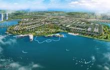 Dự án bất động sản sở hữu hồ điều hòa, vượng phát cho gia chủ