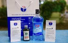 Túi thuốc an sinh - Hy vọng cho hàng trăm ngàn F0 điều trị tại nhà