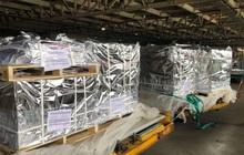 Lô thuốc đặc trị covid-19 lớn nhất, sản xuất bởi hãng dược của tập đoàn Pfizer đã về đến Việt Nam