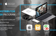 Apple triển khai chương trình DPP: Cơ hội lớn cho doanh nghiệp nhỏ