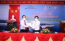 C47 ký gói thầu thi công xây dựng và lắp đặt thiết bị dự án Đập dâng Phú Phong