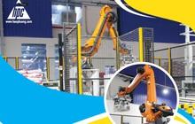 Những lợi ích tuyệt vời khi áp dụng robot Pallet vào dây chuyền sản xuất
