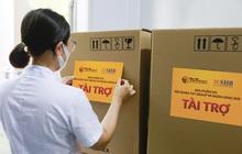 T&T Group và Ngân hàng SHB trao tặng TP.HCM 2 triệu bộ kit xét nghiệm nhanh COVID-19