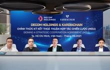 Decom Holdings và Kardiachain ký kết Thỏa Thuận Hợp tác chiến lược phát triển Blockchain