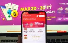 Xổ số tự chọn Max 3D lên kệ hàng Vietlott SMS