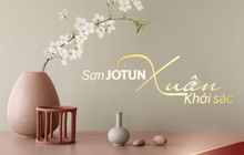 Sơn nhà với Jotun trong chương trình xuân khởi sắc, 100% cơ hội nhận quà