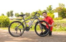 Tại sao người lớn tuổi chuộng xe đạp thể thao Hamachi?