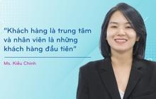 """Nữ đại lâm mộc startup với mô hình kinh doanh """"thời gian""""  hướng tới trải nghiệm khách hàng"""
