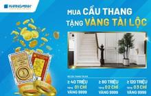 """Khang Minh tri ân khách hàng """"Mua cầu thang - Tặng Vàng Tài lộc"""""""