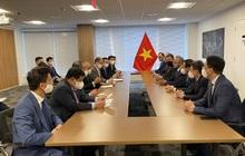 Thỏa thuận liên doanh thành lập và vận hành Công ty TNHH Kho cảng LNG Sơn Mỹ