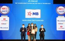 MB khẳng định uy tín, vị thế thương hiệu uy tín năm 2021