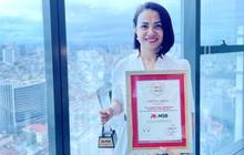 Vietnam Report: MSB vào top 10 ngân hàng TMCP tư nhân uy tín nhất Việt Nam