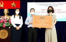 FWD Việt Nam đóng góp hơn 23 tỉ đồng để phòng chống dịch Covid- 19