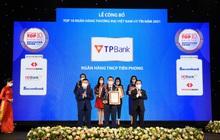 Vietnam Report : TPBank lọt Top 10 ngân hàng thương mại Việt Nam uy tín