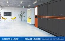 Smart Locker – Giải pháp lưu trữ thông minh thời đại 4.0