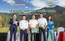 VGS Southern bắt tay hợp tác chiến lược cùng Viet Golf Club