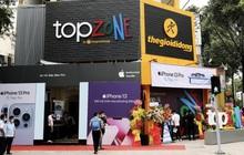 Tốc độ mở chuỗi TopZone đáng ngạc nhiên của Thế Giới Di Động