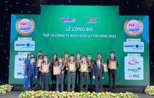 Cathay Life Viet Nam lọt Top10 Công Ty Bảo Hiểm Nhân Thọ Uy Tín 2021