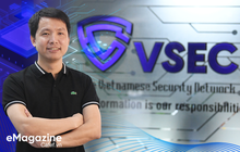 """CEO VSEC Trương Đức Lượng: """"Với ngành công nghệ, đúng thời điểm quyết định tất cả"""""""