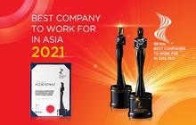 """MSB lọt danh sách """"Nơi làm việc tốt nhất châu Á 2021"""""""