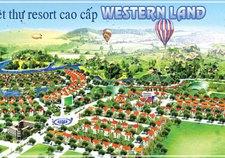 Khu biệt thự resort Western Land