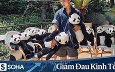 Ông chủ nhà hàng Việt trên đất Thái kể chuyện dùng gấu trúc