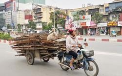 Hà Nội thí điểm hỗ trợ đổi xe máy cũ nát lấy xe máy mới