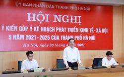 Hà Nội đặt mục tiêu tăng trưởng GRDP 7,5%-8,0%/năm