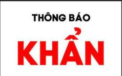 Bộ Y tế khẩn tìm người đi xe khách từ Hà Nội về Lạc Sơn, Hòa Bình ngày 7/5