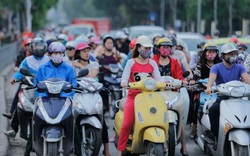 """Xe máy hết thời """"hoàng kim"""" tại Việt Nam"""