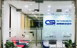 Lãnh đạo Chứng khoán Kiến thiết (CSI) liên tục mua bán cổ phiếu