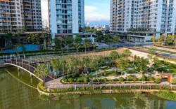 Xu hướng chọn nhà trong KĐT tích hợp, tiện ích đa dạng như Mizuki Park