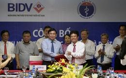 BIDV hỗ trợ tín dụng cho ngành Y tế
