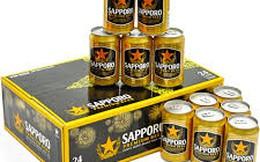 4 năm tại Việt Nam, bia Sapporo vẫn chưa có lợi nhuận