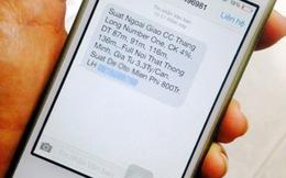 Dự kiến không cho phép nhắn quá 50 tin nhắn/ngày