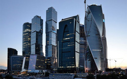 Siêu trung tâm tài chính Nga ế khách